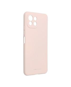 Silikónové puzdro na Xiaomi Mi 11 Lite ružové