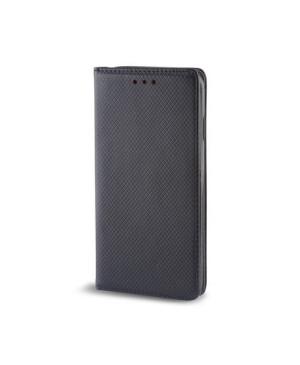 Diárové puzdro Smart Magnet pre LG Q6 / LG G6 Fit čierne