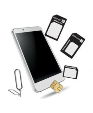 Adapters Nano SIM/Micro, Micro Sim and Nano/Sim