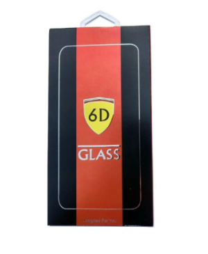 Tvrdené sklo 6D 9H Full Glue na Xiaomi Redmi 9A/9C čierne