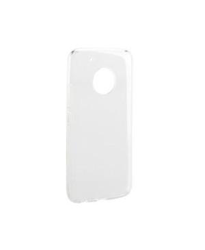 Silikonové puzdro Back  Ultra Slim 0,3mm pre Lenovo MOTO G5 PLUS transparent
