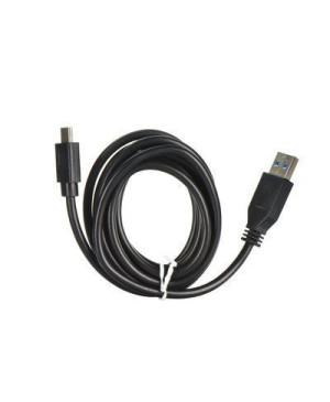 USB kábel typ-C 3.1 / 3.0, 2 metre čierny