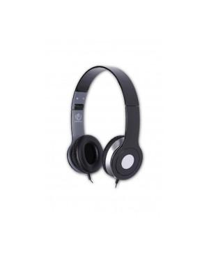 Slúchadlá Rebeltec headphones City čierne