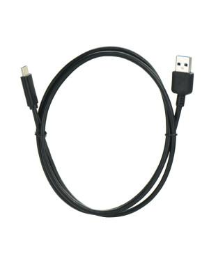 USB kábel typ-C 3.0, 3.1 čierny