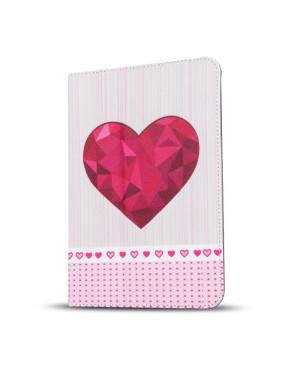 Univerzálne puzdro Heart note pre tablet 7-8``