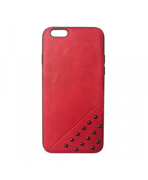Plastové puzdro Brads  Type1 pre Apple iPhone 8 červené