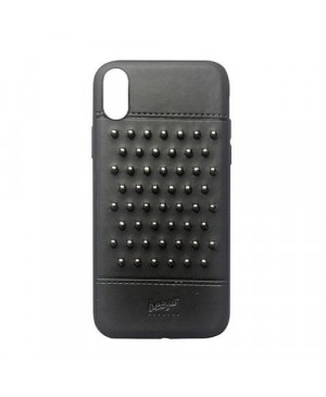 Plastové puzdro Brads Case Type2 pre Apple iPhone 7 Plus / iPhone 8 Plus čierne