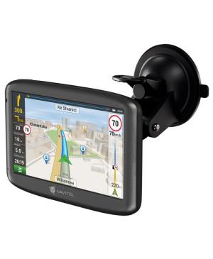 Navigácia Navitel GPS E505 čierna + magnetický držiak
