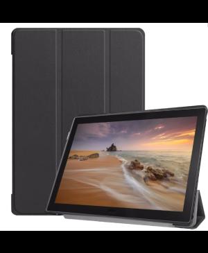 Tactical Book Tri Fold Pouzdro pro Samsung T830/T835 Galaxy TAB S4 10.5 Black