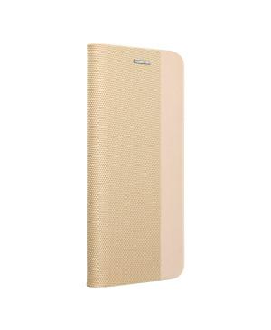 Diárové puzdro Sensitive Book pre Huawei P30 Lite zlaté