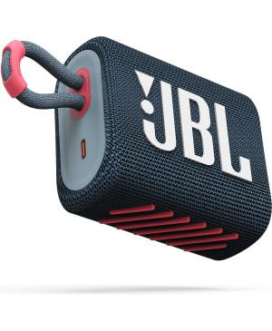 Bluetooth reproduktor JBL GO 3 modrý