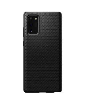 Kryt na Samsung Galaxy Note 20 Spigen Liquid Air čierne