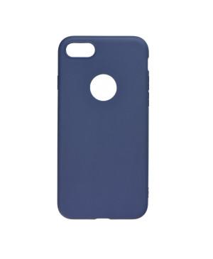 Silikónové puzdro na Apple iPhone 12/12 Pro Forcell SOFT modré