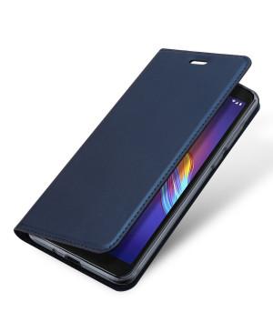 Diárové puzdro na Xiaomi Poco X3 Dux Ducis Skin Pro modré
