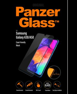PanzerGlass pre Samsung Galaxy A50/A30 čierne
