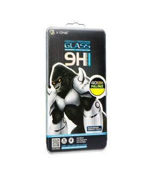Tvrdené sklo na Huawei P30 Pro X-ONE 4D Special celotvárové čierne