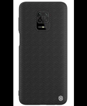 Puzdro Nillkin na Xiaomi Redmi Note 9S/9 Pro/9 Pro Max Textured Hard čierne