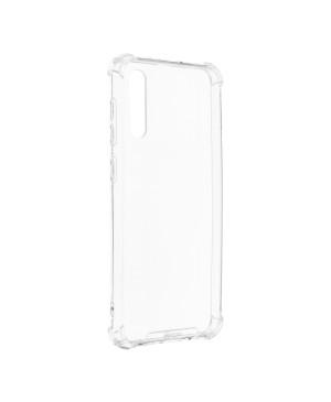 Odolné puzdro na Samsung Galaxy A50 Armor Jelly Roar transparentné