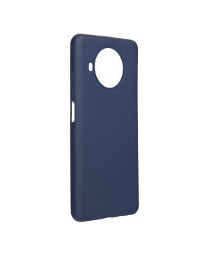 Silikónové puzdro na Xiaomi Redmi Note 10/10s Forcell SOFT modré