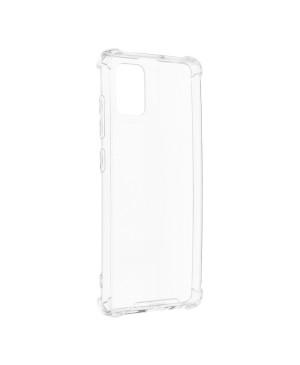 Odolné puzdro na Samsung Galaxy A51 Armor Jelly Roar transparentné