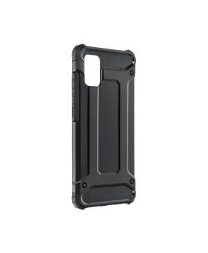 Odolné puzdro na Samsung Galaxy A52/A52 5G/A52s 5G Forcell Armor čierne