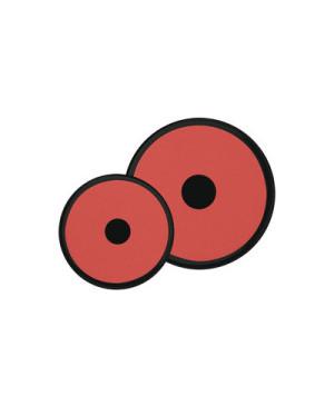 Adhézny disk na prístrojovú dosku Garmin červeno- čierny