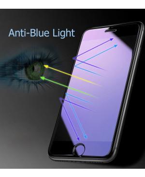 Tvrdené sklo 2.5D ANTI-BLUE Forever pre Apple iPhone X/XS/11 Pro biele