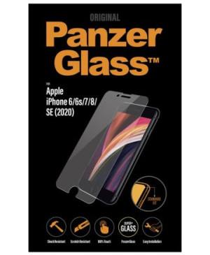 PanzerGlass tvrdené sklo pre iPhone SE 2020/8/7/6s/6 transparentné