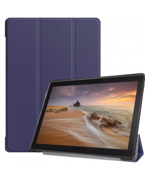 Tactical Book Tri Fold Pouzdro pro Huawei MediaPad T3 7 Blue