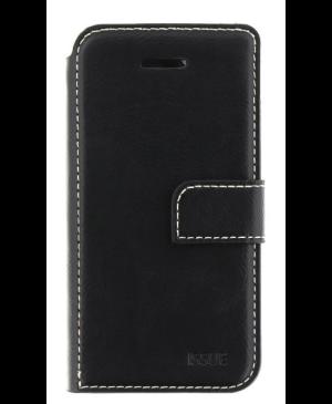 Diárové puzdro na Xiaomi Mi 11 Lite/Mi 11 Lite 5G Molan Cano Issue čierne