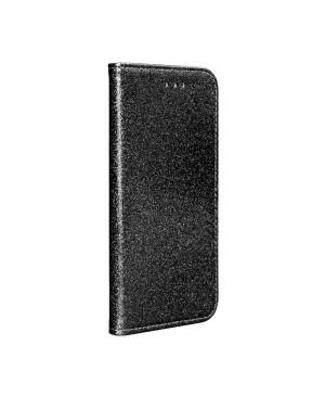 Diárové puzdro na Samsung Galaxy A41 Kabura Shining čierne