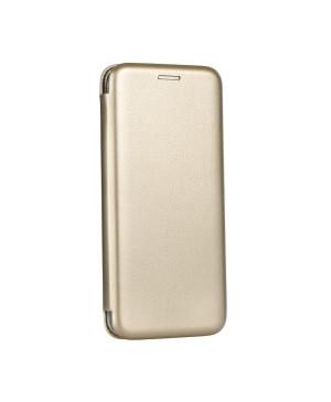 Diárové puzdro na Samsung Galaxy A21s A217 Forcell Elegance zlaté