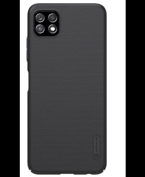 Puzdro Nillkin na Samsung Galaxy A12 Super Frosted čierne