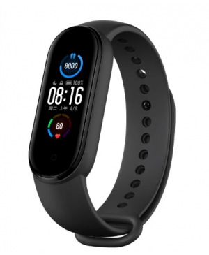 Fitness náramok Xiaomi Mi Band 5 Black