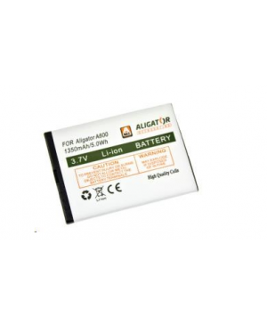 Aligator batéria A600, Li-Ion 1350 mAh