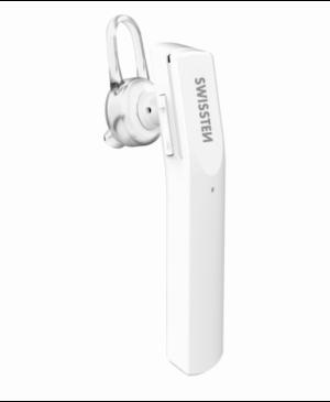 Bluetooth slúchadlo Swissten Ultra Light UL-9 biele