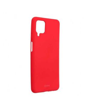 Silikónové puzdro na Samsung Galaxy A12 Forcell SOFT červené