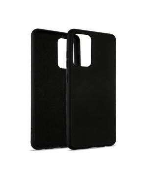 Silikónové puzdro Samsung Galaxy A22 5G Beline čierne