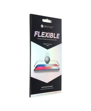 Tvrdené sklo na Samsung Galaxy A22 5G A226 Flexible 5D čierne
