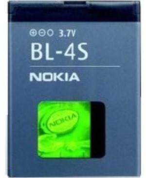 BL-4S Nokia baterie 860mAh Li-Pol (Bulk)