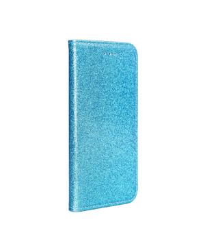 Diárové puzdro na Huawei P Smart 2020 Kabura Shining modré
