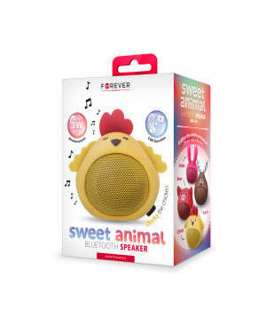 Bluetooth reproduktor Forever Sweet Animal Chicken Chicky ABS-100