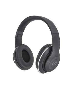 Bluetooth slúchadlá Forever Music Soul BHS-300 čierne
