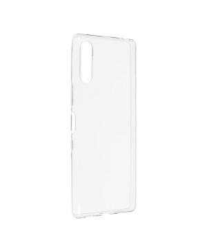 Silikónové puzdro na Sony Xperia L4 Ultra Slim 0,5 mm transparentné