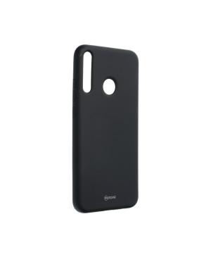 Silikónové puzdro na Huawei P40 Lite E Roar Colorful Jelly čierne