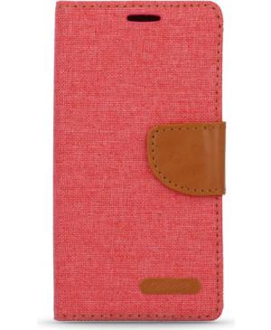 Diárové puzdro Smart Canvas pre Samsung S7 G930 červené
