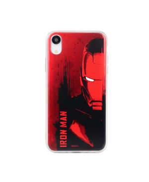 Case with licence J4+ ( J4 Plus ) Iron Man Red (004)