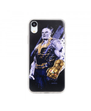 Case with licence P20 Lite Thanos Black (003)