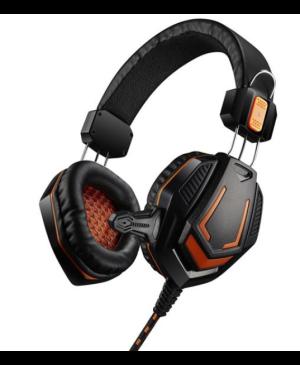 Herné slúchadlá Canyon CND-SGHS3 oranžovo čierne
