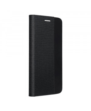Diárové puzdro Sensitive Book pre Huawei P30 Lite čierne
